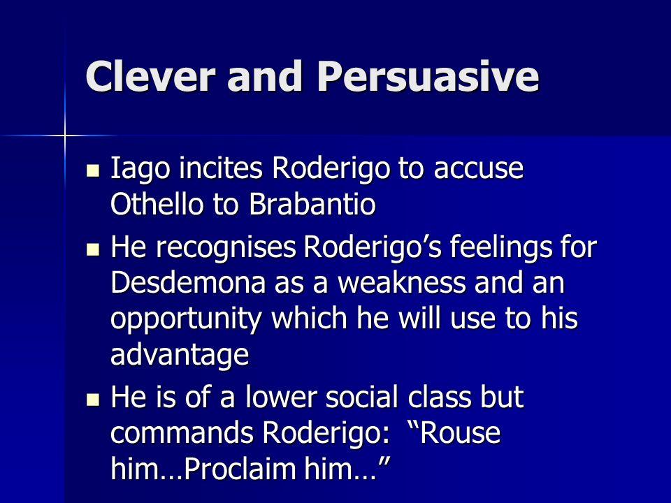 how iago manipulates othello essay