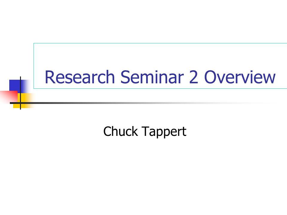 Dissertation Seminar Ppt