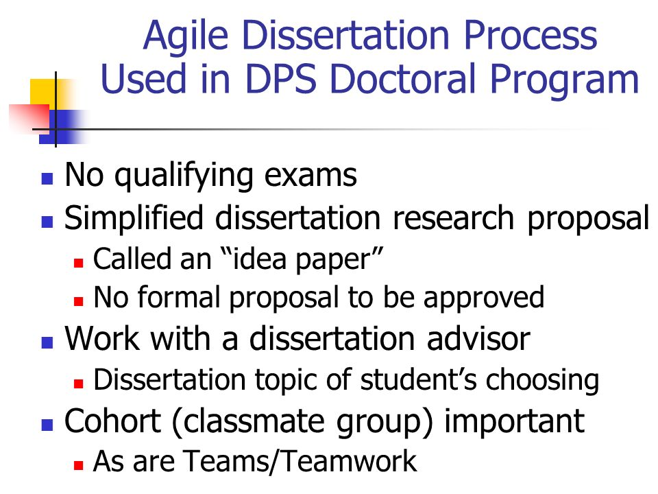 Doctoral Dissertation Help Outline