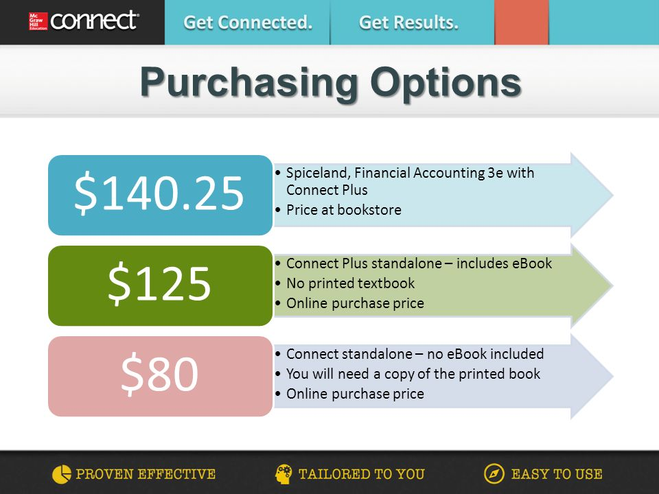 Are you connected glendale community college acctg ppt download 10 spiceland financial accounting 3e with connect plus price at bookstore 14025 connect plus standalone includes ebook fandeluxe Image collections