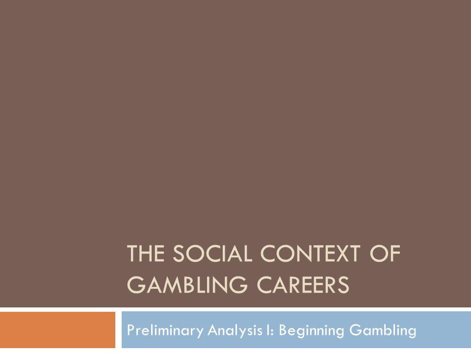 Gambling careers vernon down casino