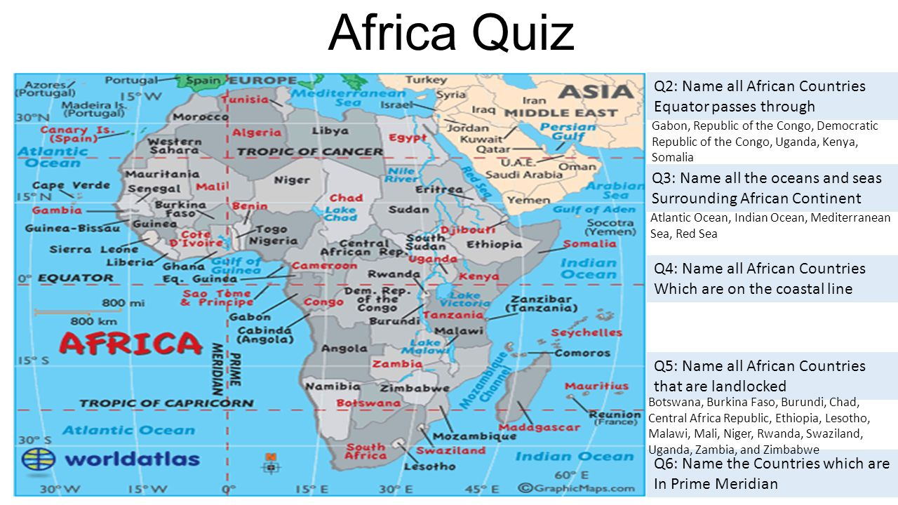 Q1: Name the Africa's newest nation which gained independence on ...