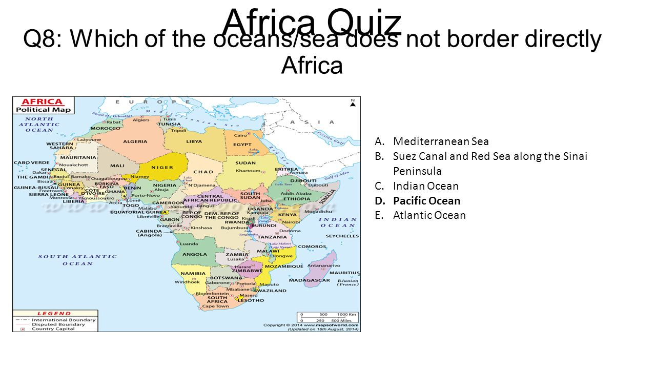 Map of africa quiz africa interactive map quiz software youtube q name the africas newest nation which gained independence on namibia map quiz gumiabroncs Image collections
