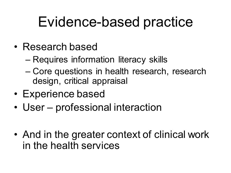 using evidence to inform practice Using evidence to inform practice for community and organizational change, by maria roberts-degennaro and sondra j fogel chicago, il: lyceum books, 2011, 244 pages.