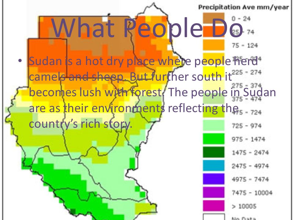 Republic Of Sudan ByJaime Harrell Around Sudan Sudan Is The - Largest country in africa