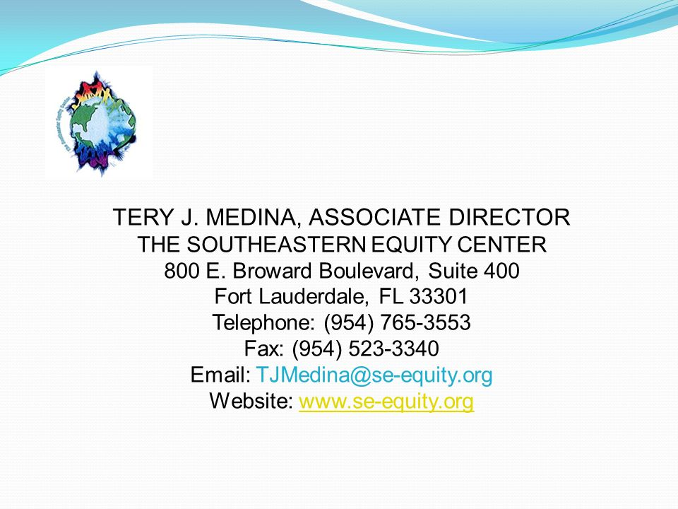 equity fax