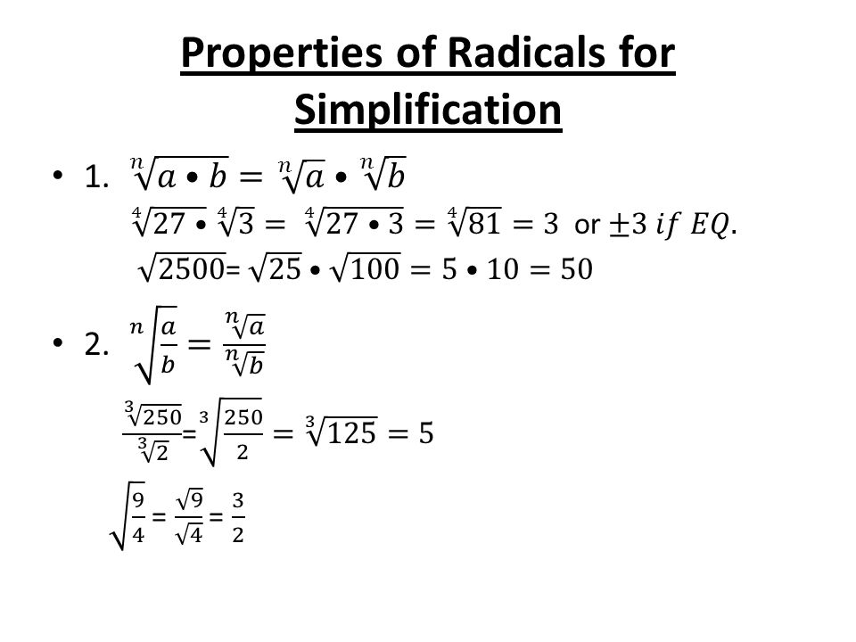 62a operations for fractions adding subtracting create a 5 properties of radicals for simplification ccuart Gallery