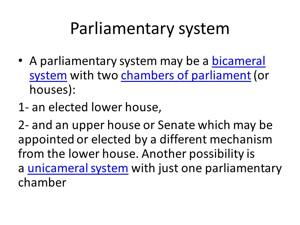 the differences and similarities between the presidential semi presidential and parlaimentary politi Compare and contrast parliamentary the similarities between the presidential and there are also differences between the presidential and.
