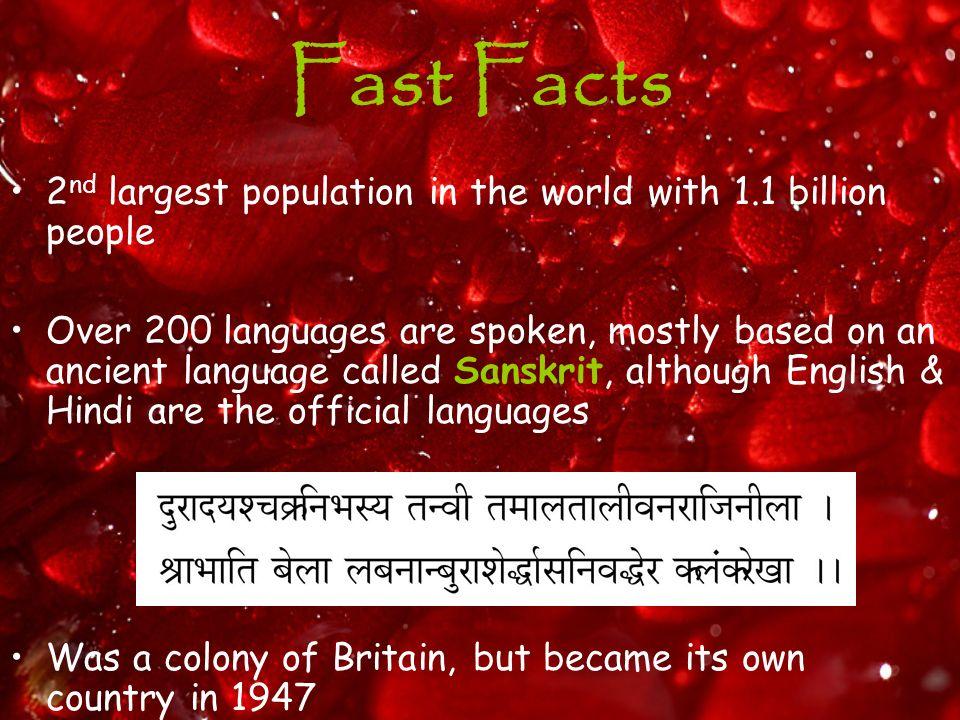fast in sanskrit
