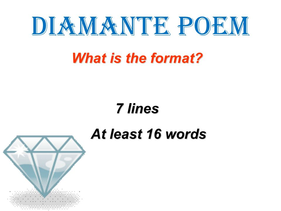 diamond img poem larissa