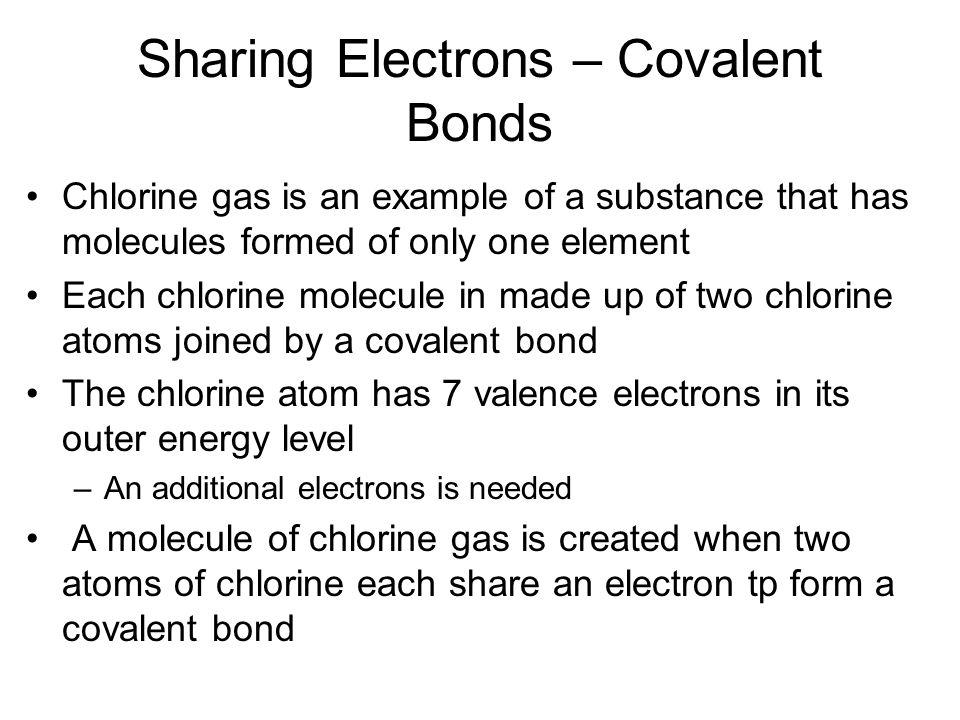 Molecular Compounds. A molecule forms when two or more non ...