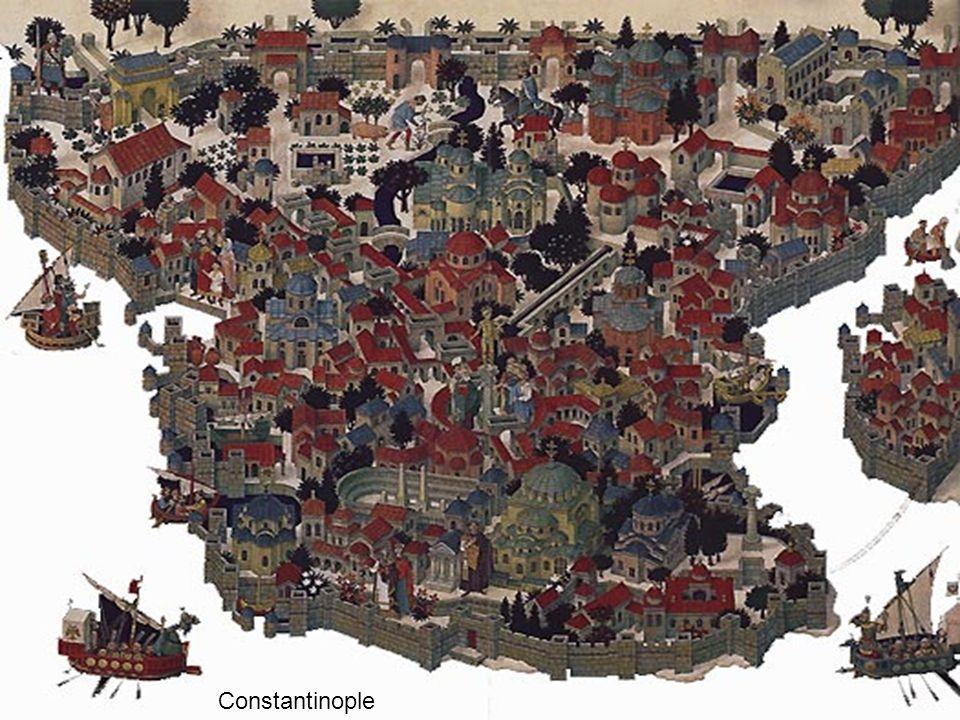 11 Constantinople