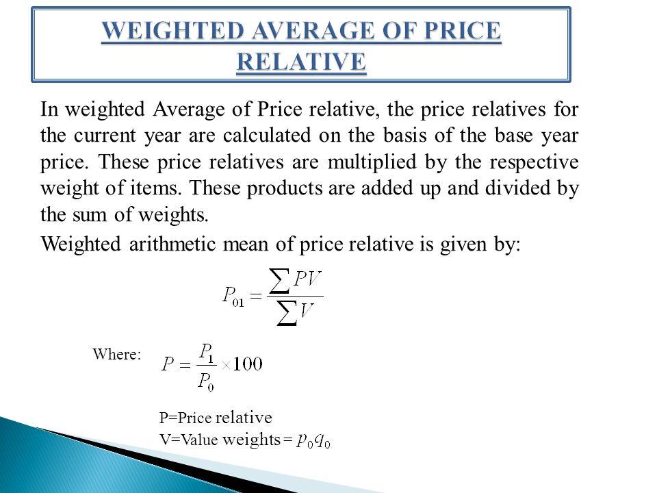 fisher ideal index formula