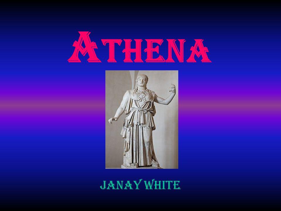 A thena Janay White