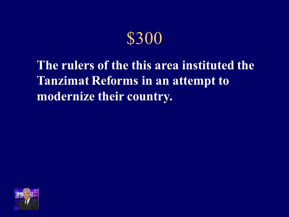$200 What is setting rules for the Scramble for Africa?