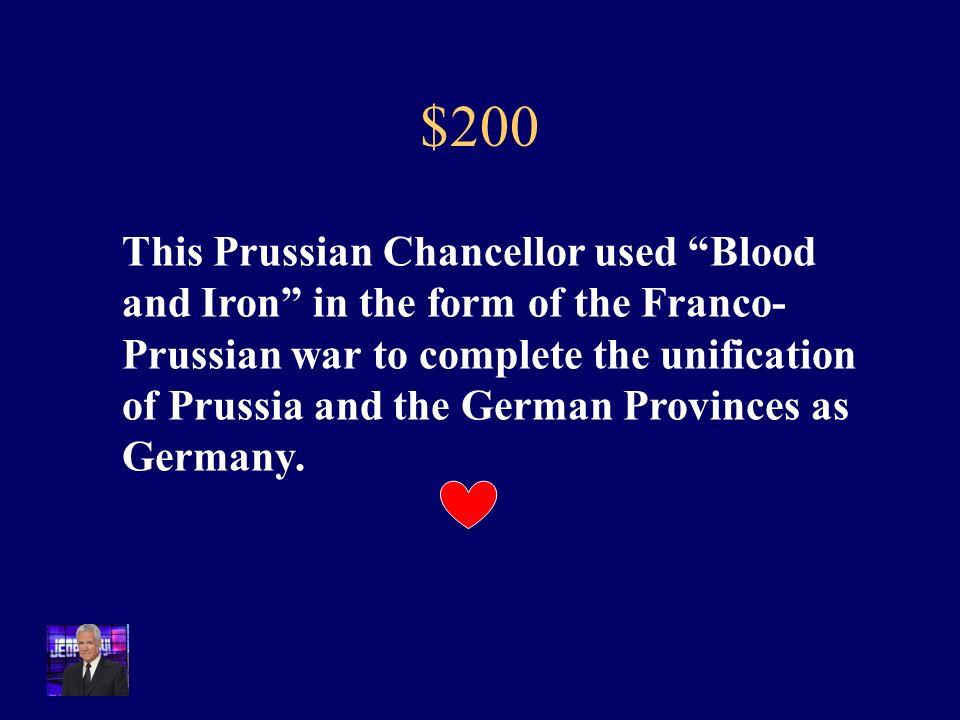 $100 Who is Napoleon Bonaparte?
