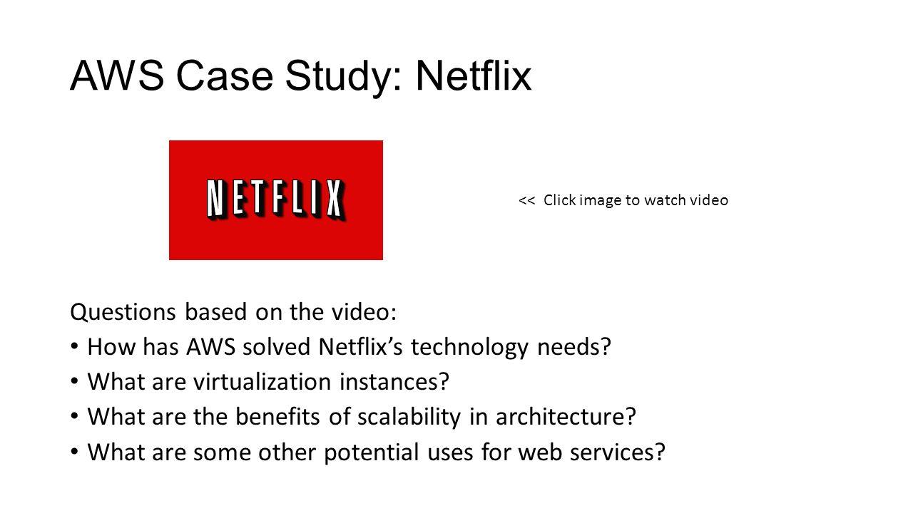 Abstract  Netflix
