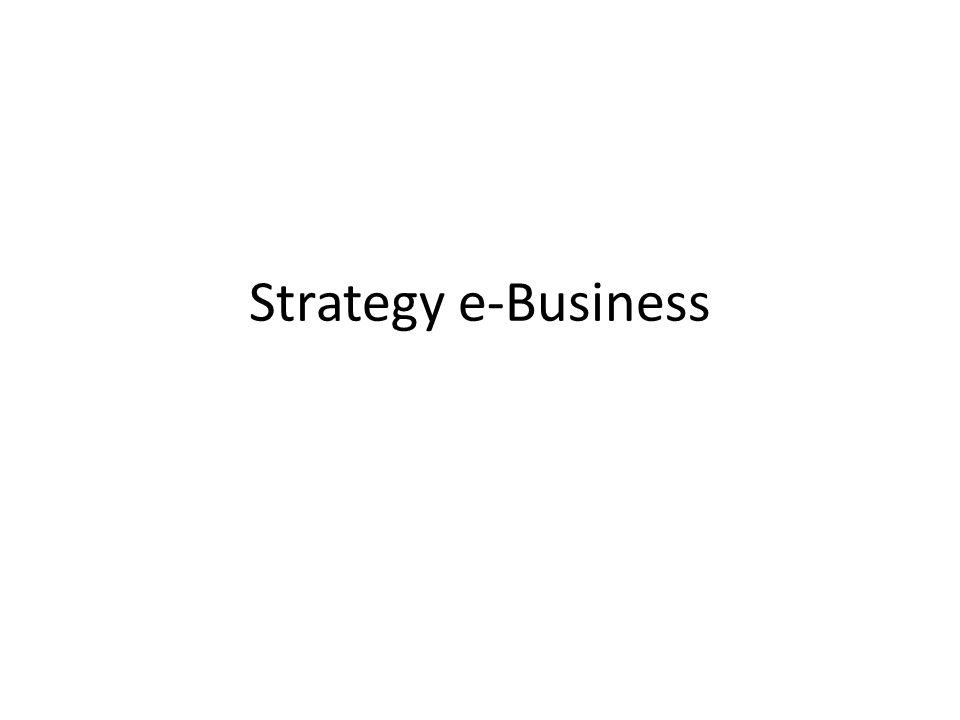 Strategy Planning Definition (Koetler & Keller, 2006): Managerial process of developing & maintaining a viable fit between the organization's objectives, skills, and resources and its changing market opportunities Part of the process is to identify the firm's goals: – Growth – Competitive Position – Geographic Scope – Other Objectives