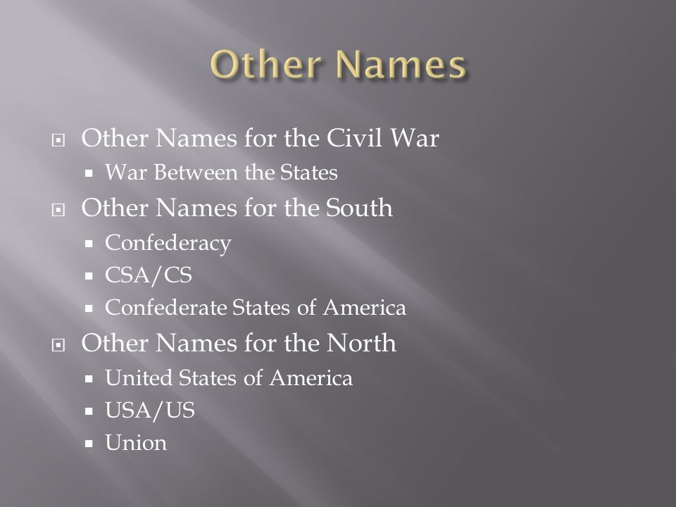 other names for united states