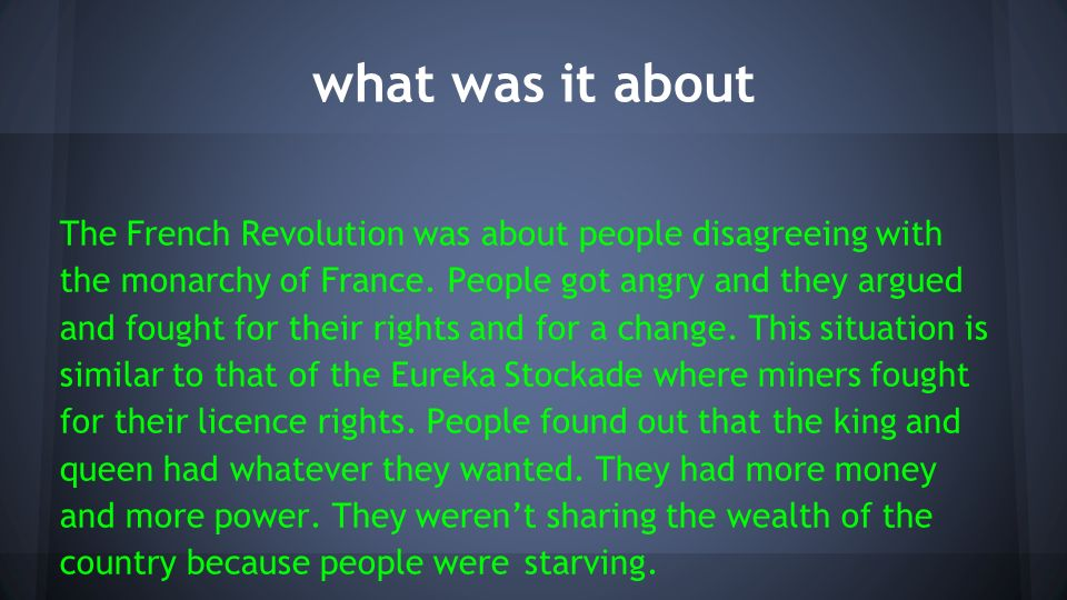 why did revolution erupt in 1789 essay Grievance strikes erupt when employers have these convictions apparently did not chill further labor strikes in strikes europe, 1450 to 1789.