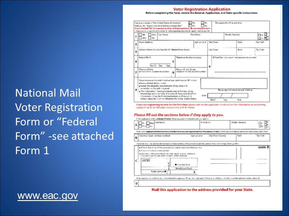 Indiana Election Division Voter Registration Issues Ppt Download
