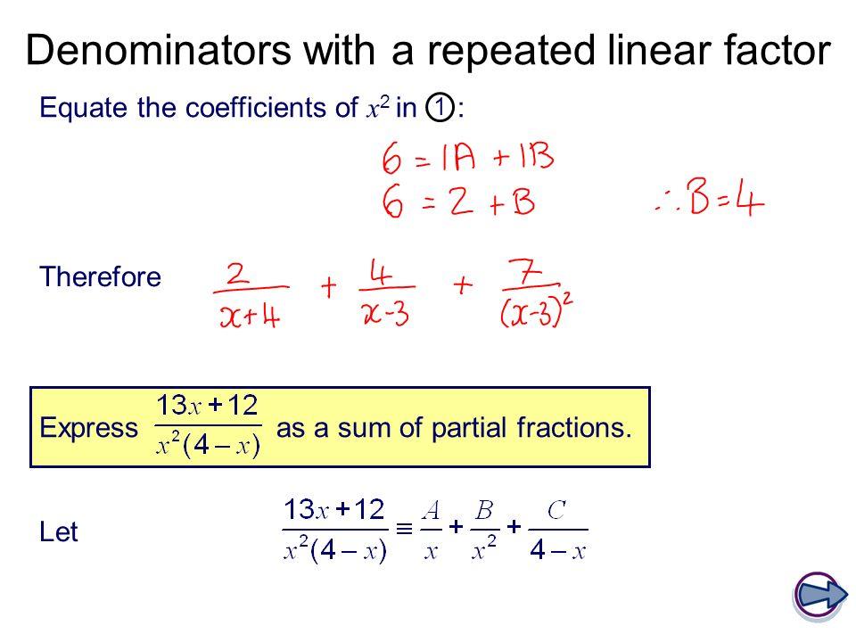Improper Partial Fractions Worksheet integration by partial – Partial Fractions Worksheet