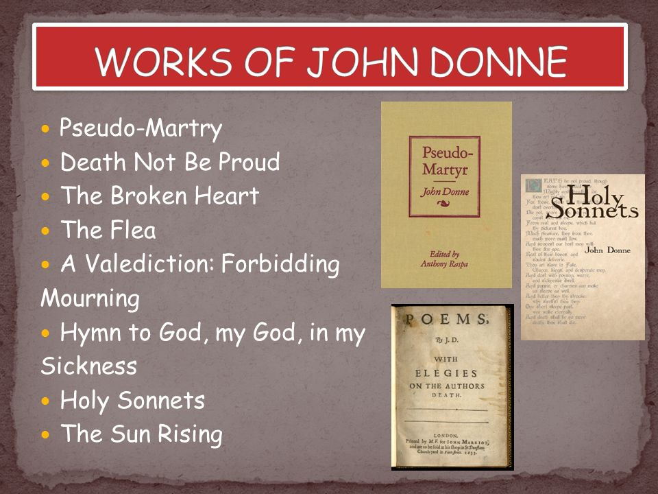 an analysis of themes in poems by john donne Analysis of the poem, the flea by john donne essay in both poems, donne explores the two opposing themes of more about analysis of john donne's poem, the flea.