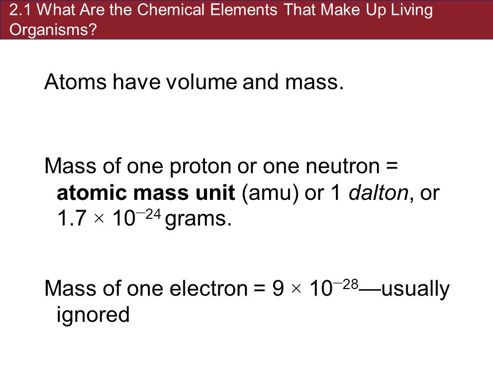 explanation of how atoms make up organic compounds which make up all living organisms addressing all Of how atoms make up organic compounds, which make up all living organisms, addressing all three domains.