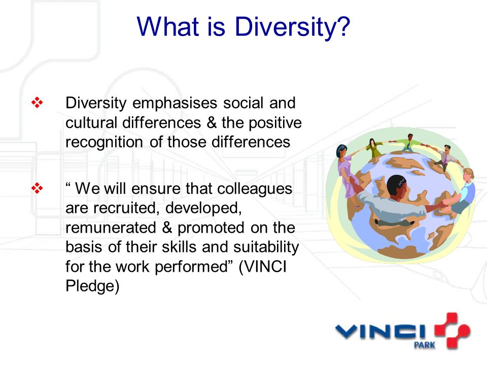 visible and hidden dimensions of diversity Within the spectrum of diversity, we tend to immediately see different hues of ethnicity and race and culture as part of the tapestry of america then we may think of gender, of sexual orientation, of age, of religion, all as interactive components of ethnicity, race, and culture.