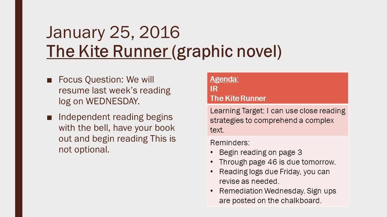 ap mock exam rhetorical analysis take out a 25 2016 the kite runner graphic novel 9632focus question we