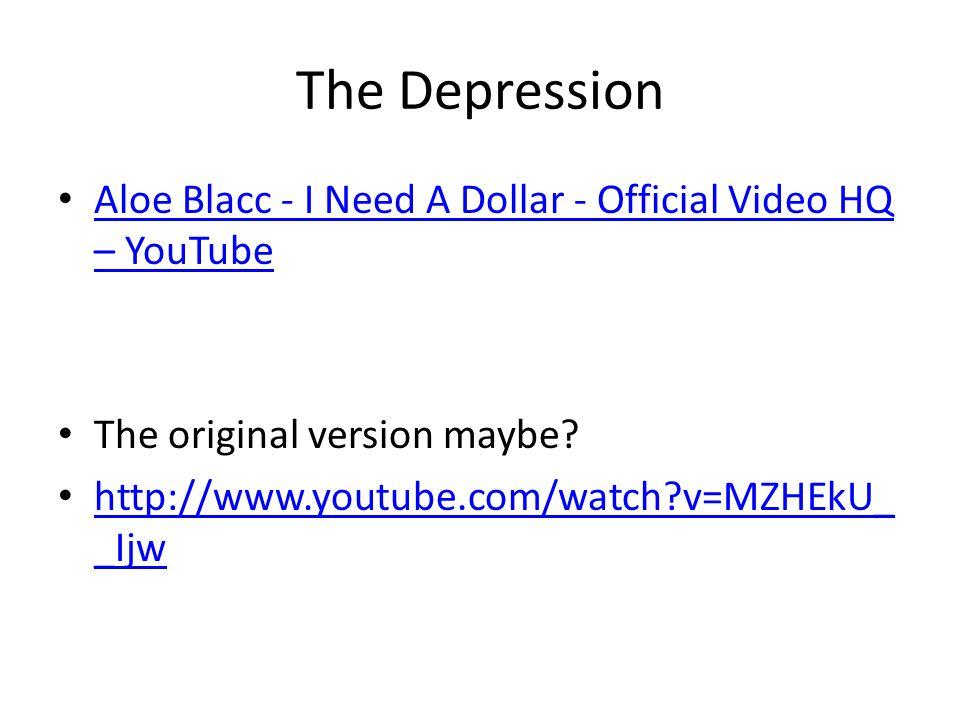 i need a dollar youtube