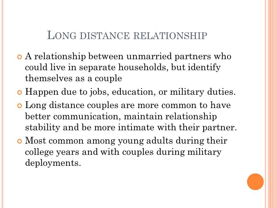 long distance jobs