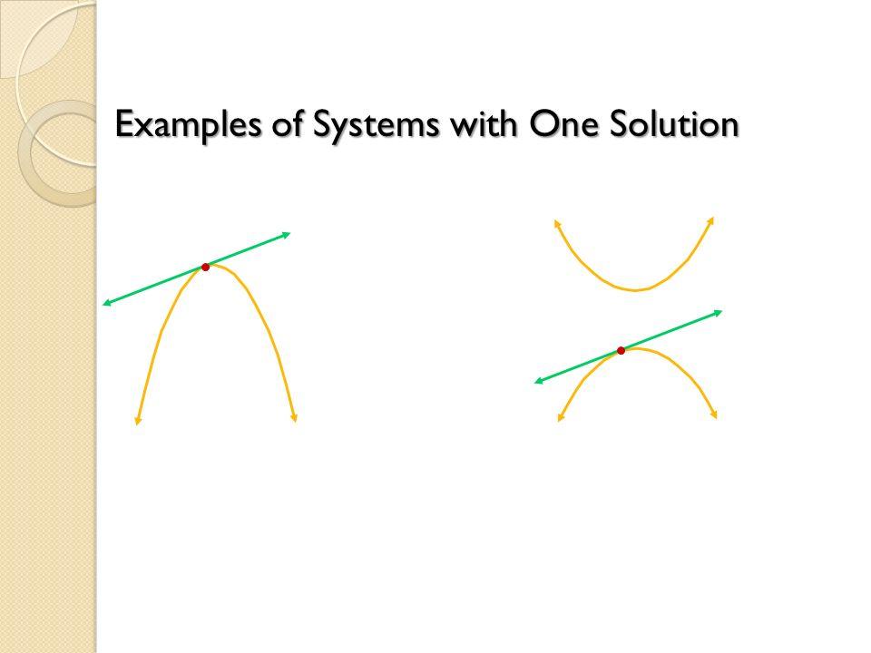 94 Solving Quadratic Systems Precalculus Precalculus Hwq 32113