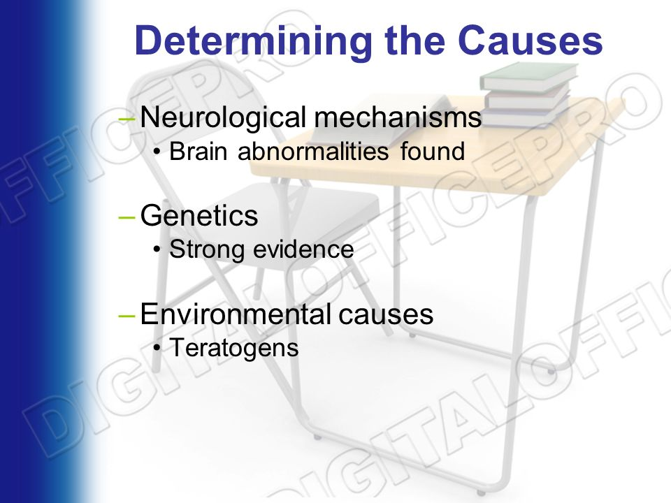 understanding the causes of neurological