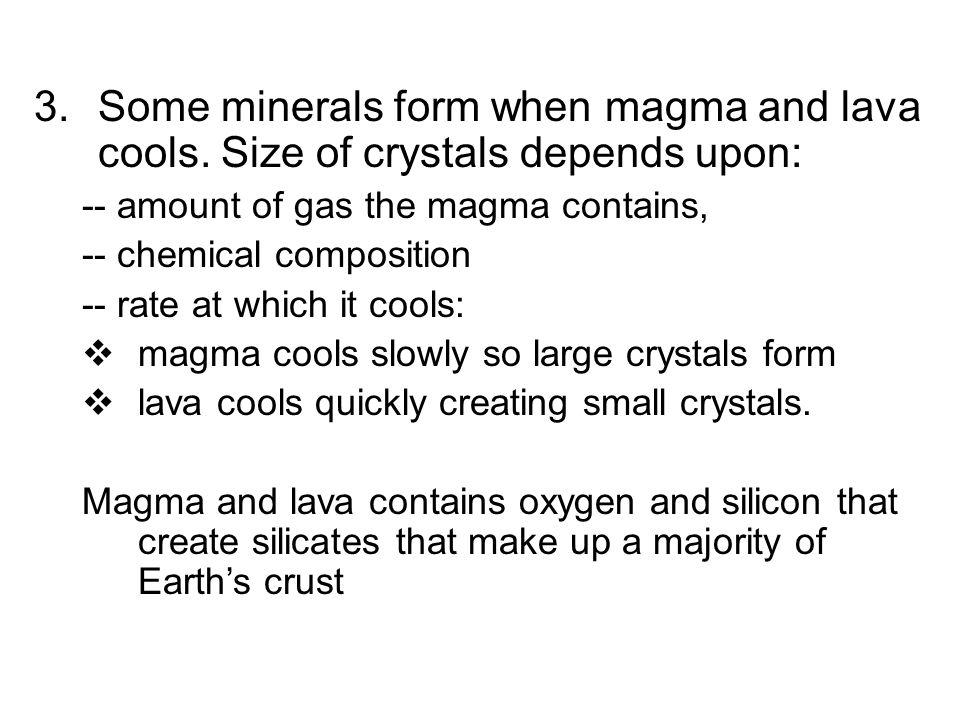Minerals and Rocks Ch 6 8 th grade. 6.1 Vocabulary Inorganic ...