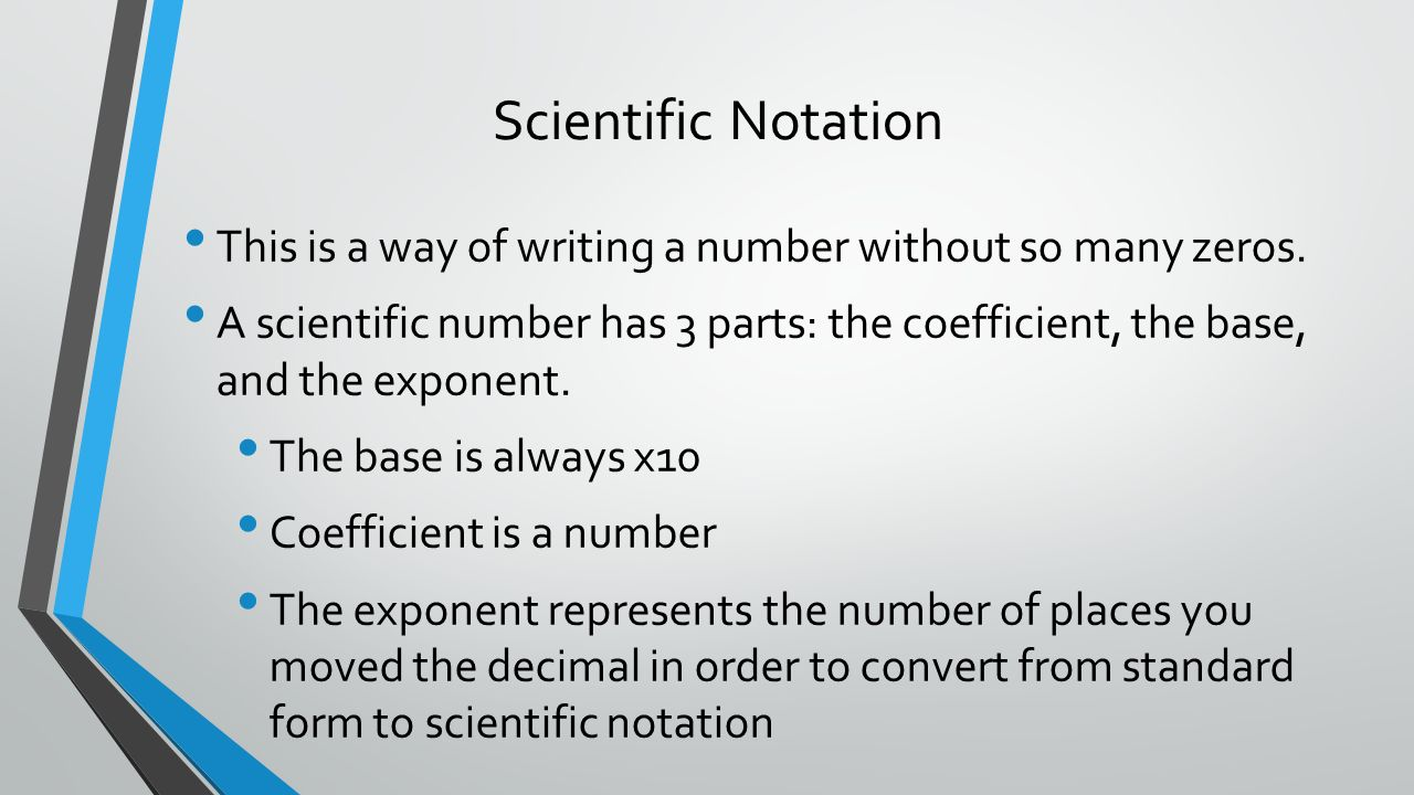 Scientific notation significant figures accuracy and precision 8 scientific notation falaconquin