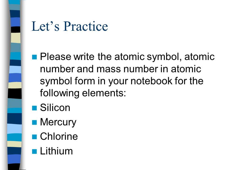 Atomic Structure What Is An Atom An Atom Is An Electrically