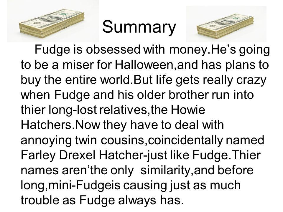 StorySnoops Children s Book Reviews   Fudge a Mania  Fudge