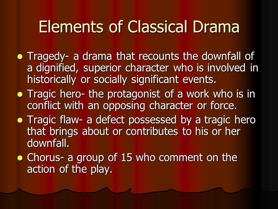 antigone as the tragic hero in master sophocles play