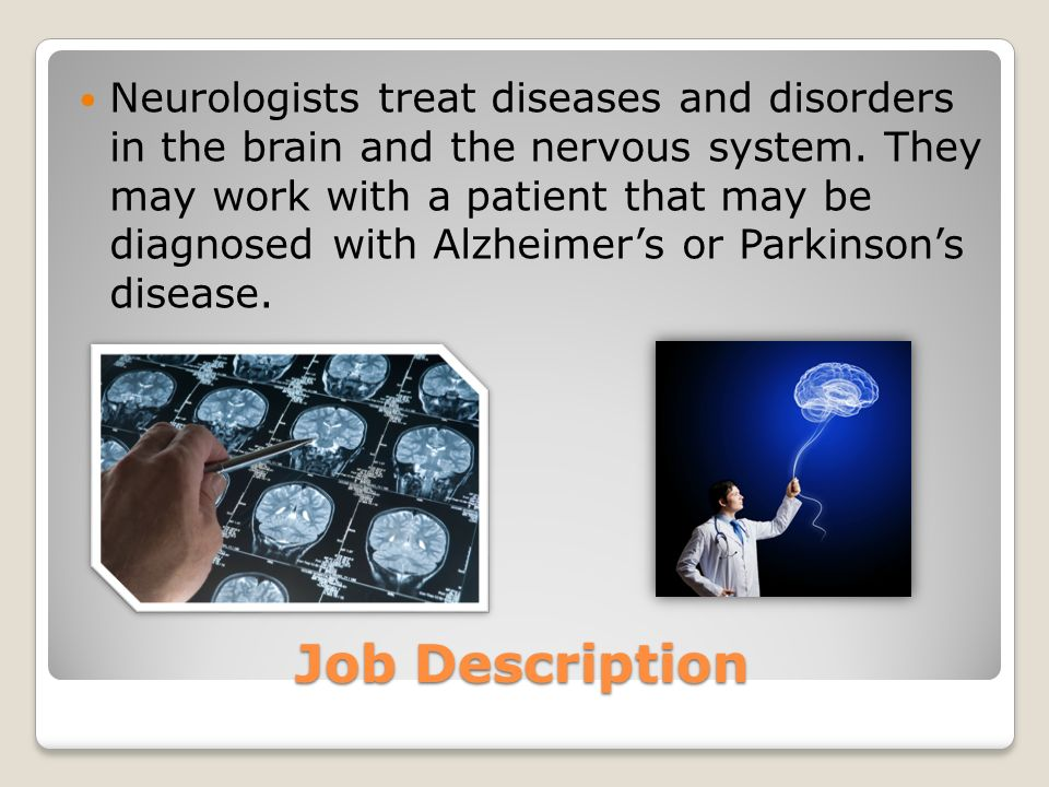 4 job description neurologists - Job Description Of Neurologist