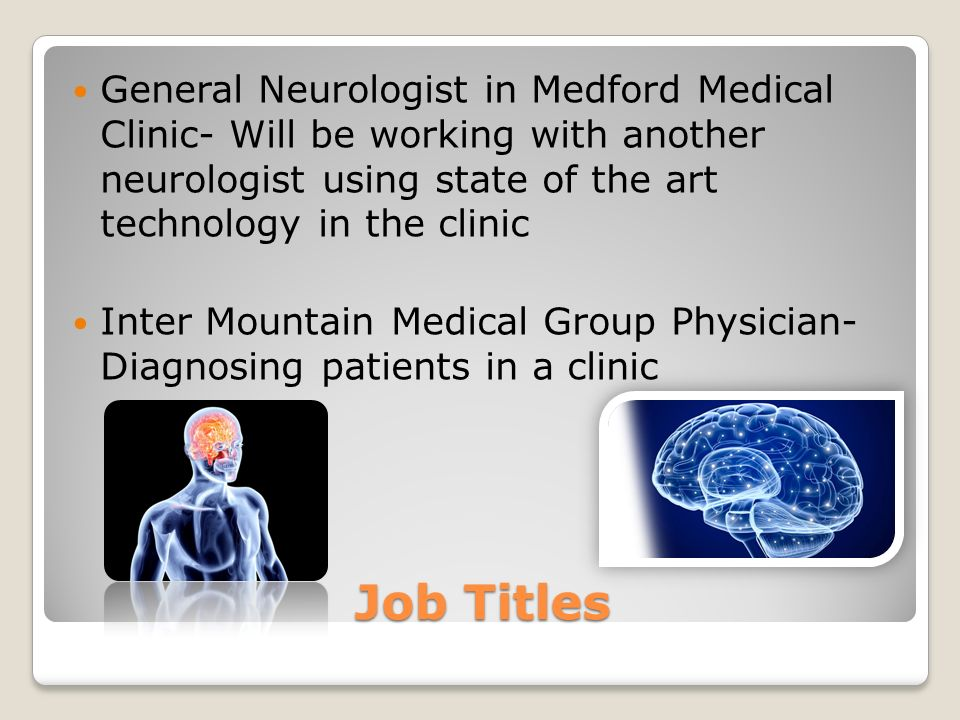 7 job titles general neurologist - Job Description Of Neurologist