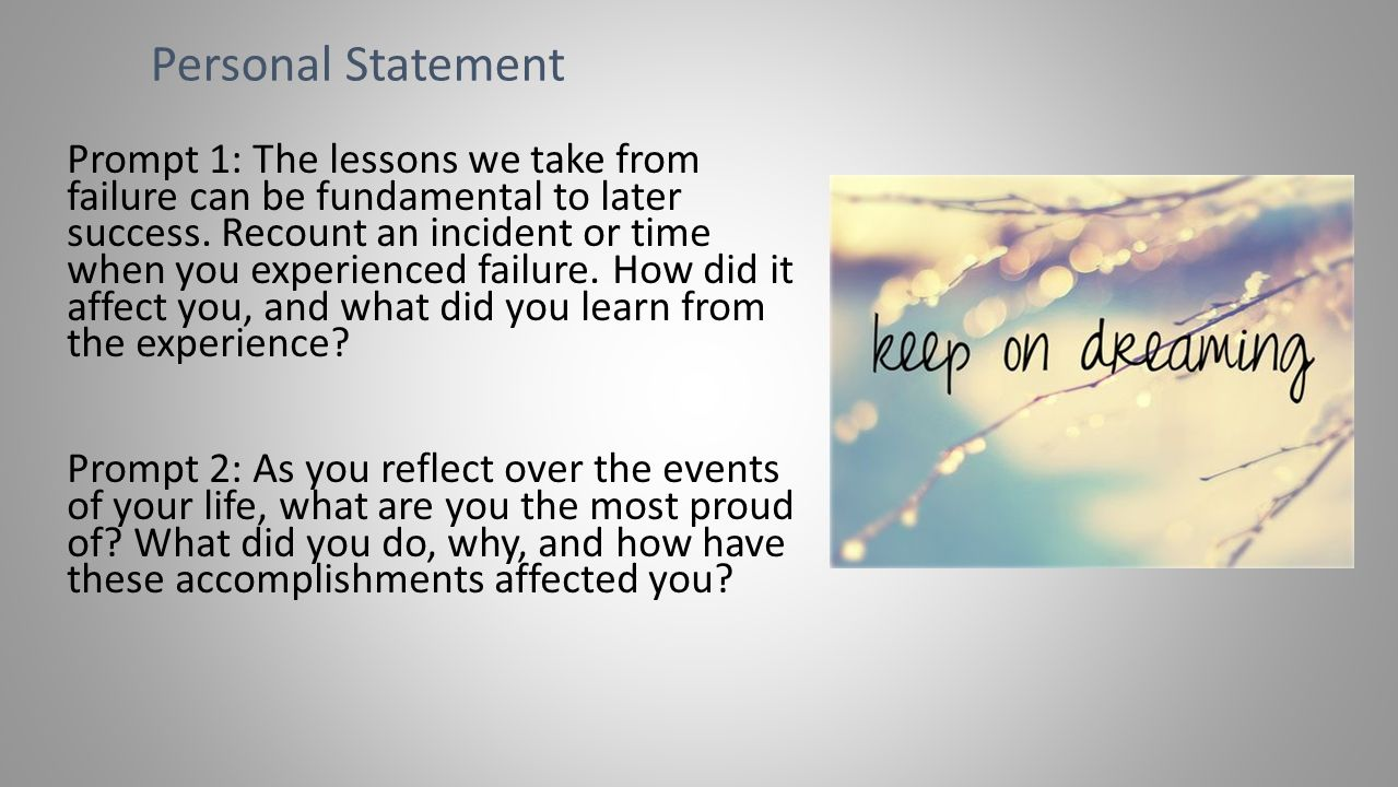 senior english turn in photo essay turn in prompt 1 the lessons we take from failure can be fundamental to later success