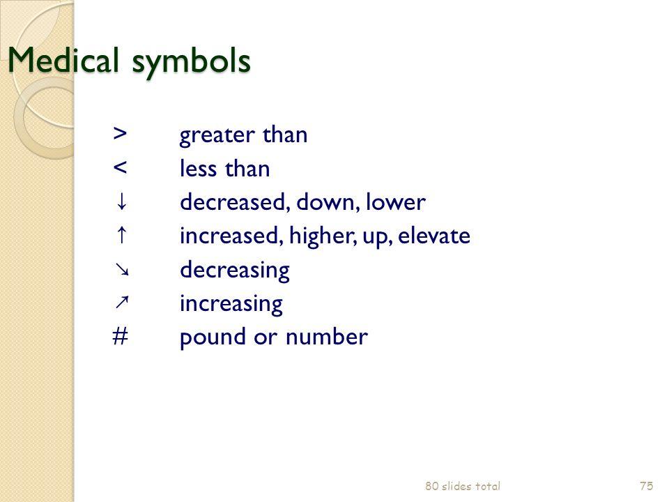 Medical Terminology 1 Using Medical Terminology Medical Terminology