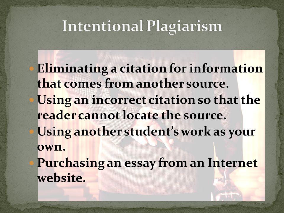 plagiarism essay introduction