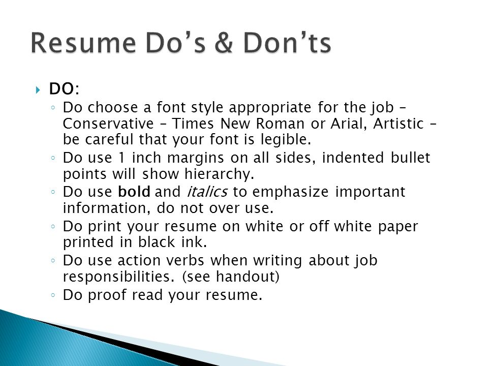 amazing what font is appropriate for a resume ideas simple
