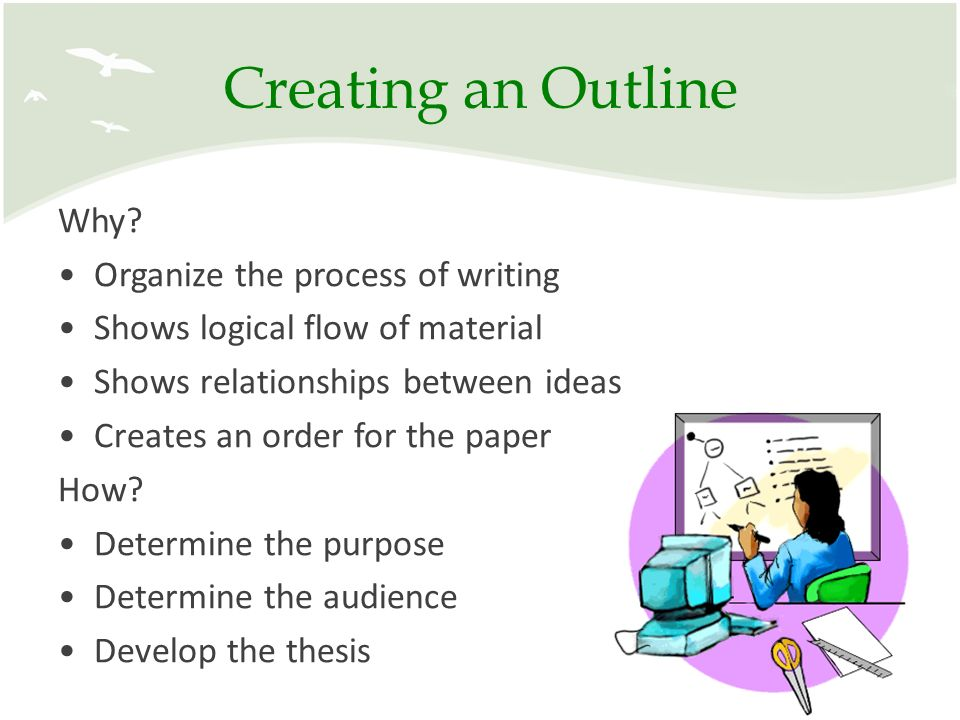 How to write a good clincher for a research paper?