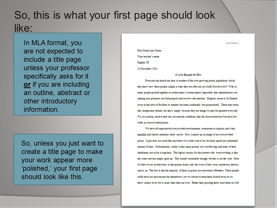 mla research paper guide How to format a research paper using either mla or apa guidelines.