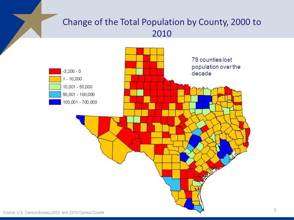 Texas Demographic Characteristics and Trends 2013 Texas Leadership