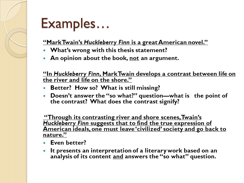 what is thesis statement examples The writing center thesis statements what this handout is about this handout describes what a thesis statement is, how thesis statements work in your writing.