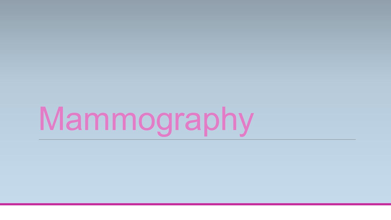 Mammography basic facts about mammograms simply put a mammogram 1 mammography xflitez Gallery